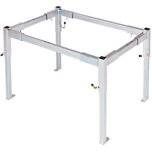 Sjöbergs Steel trestle 2-station incl gas springs for Bench top 110