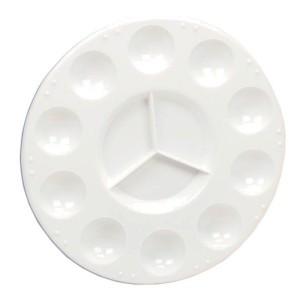 Round palette Ø 17,5cm