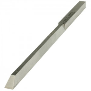 Chisel 3x3mm without handle in HSS