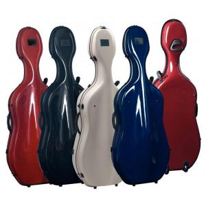 Cello cases GEWA Idea Futura Rolly 4.9