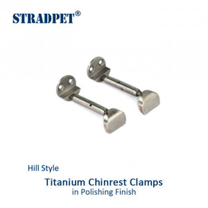 Stradpet Hill Style Titanium Chinrest screws