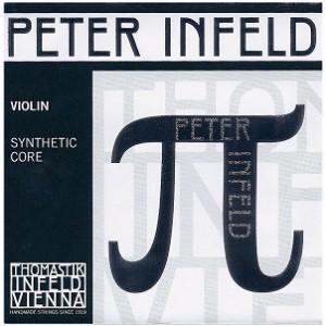 Thomastik Peter Infeld set E tin plated
