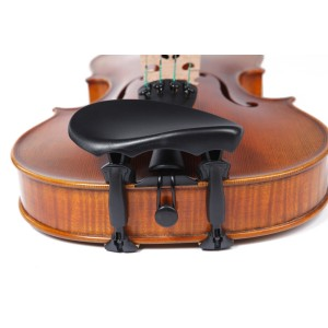 mentoniera Wittner centrale, Augsburg violino