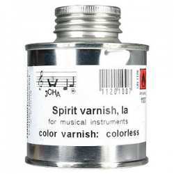 Spirit varnish 1st quality