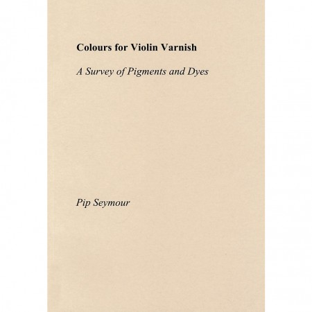 Colours for Violin Varnish - A Survey of Pigments and Dyes