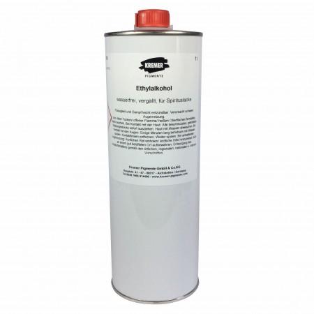 Kremer- alcool etilico anidro e denaturato 1 lt.