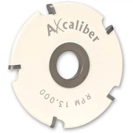 Axcaliber lama rotante per intaglio e modellature