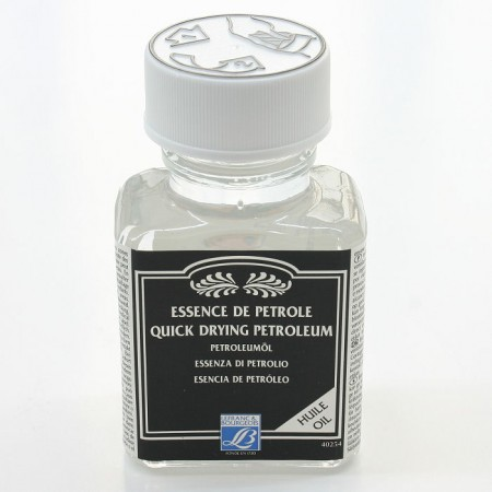 Lefranc & Bourgeois - Quick drying petroleum 75ml