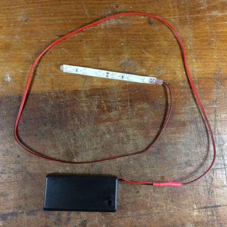 Luce interna per ispezione a LED