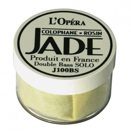 Rosin Jade Solo for double bass