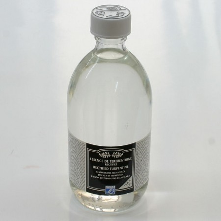 Lefranc & Bourgeois - Rectified turpentine 250ml