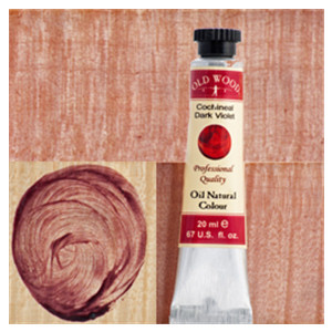 Old Wood 1700 - Oil Nat. Col.s: Cochineal Dark Violet 20 ml