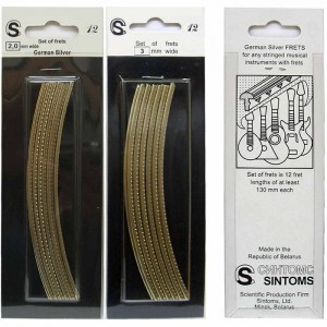 Sintoms® Belarus Fret Wire, model 249119