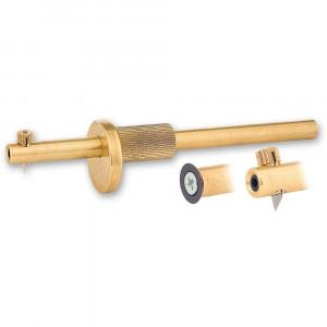 3-in-1 Brass Marking Gauge