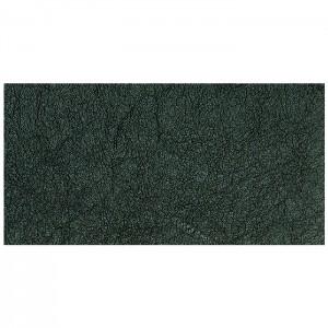 pelle per archetti canguro, nera, 300 x 70 mm