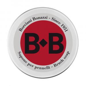 Borciani e Bonazzi sapone vegetale per pulizia pennelli