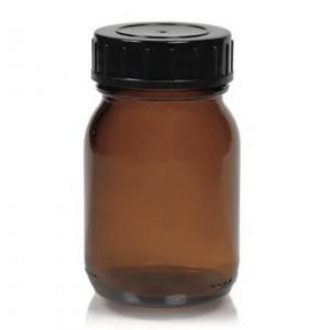 bottigliette vetro marrone  30ml