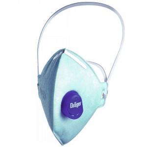 Dräger X-plore® maschera monouso 1720 FFP2 V-D