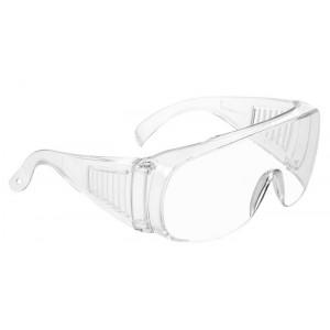 Occhiali protezione lente PC clear per mola