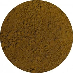 Pigmento in polvere - Terra di Siena, provenienza Monte Amiata - 40ml
