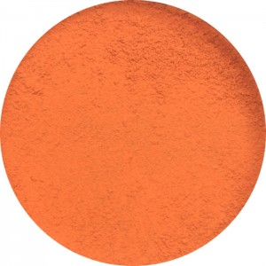 Pigmento in polvere - Translucent Orange Oxide PY43 40ml