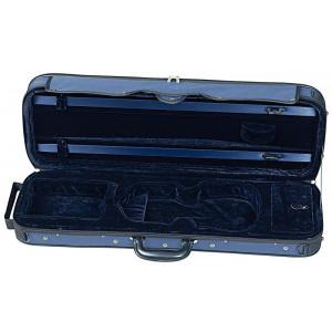 custodia viola rettangolare blu/blu 41cm