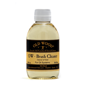 Old Wood 1700 - Brush Cleaner (for oil systems) 1 Lt