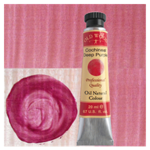 Old Wood 1700 - Oil Nat. Col.s: Cochineal Deep Purple 20 ml