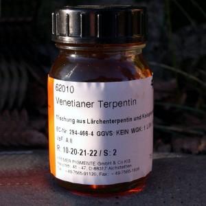trementina veneziana Kremer 250 ml