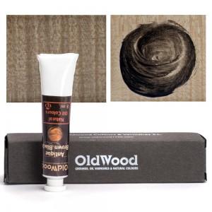 Old Wood 1700 - Oil Nat. Col.s: Marrone Nero Antico, 8 ml
