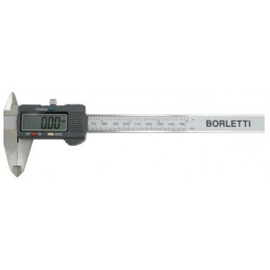 calibro digitale 150 mm Borletti