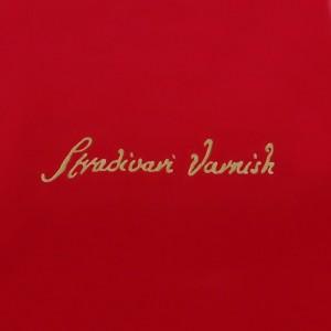 Stradivari Varnish - Brandmair/Greiner