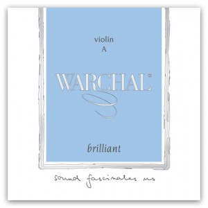 Brilliant violin Set D-Hydronalium E-Loop