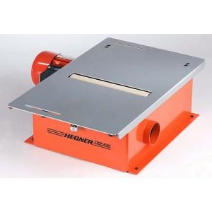 Hegner TWS 230 - levigatrice/calibratrice