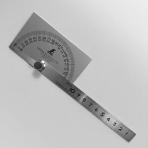 goniometro testa quadrata - Shinwa
