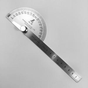 goniometro testa tonda - Shinwa