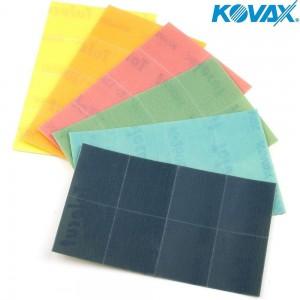 Abrasivi Kovax per finitura di ritocchi di vernice