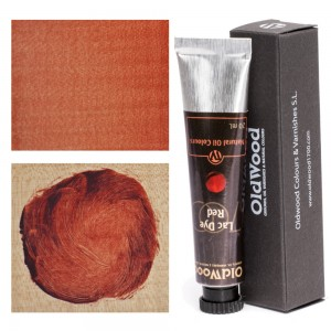 Old Wood 1700 - Oil Nat. Col.s: Lac Dye Cherry Red 8 ml