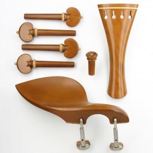 set Prestige Cuore violino bosso/bosso
