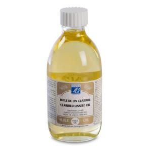 Lefranc & Bourgeois - olio di lino chiarificato 250 mL