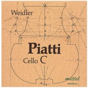 Piatti cello C