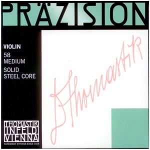 Thomastik Präzision violin set 58, medium