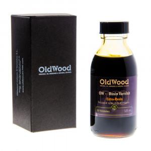 Old Wood 1700 - Rosin Varnish Extra Resin 125 ml