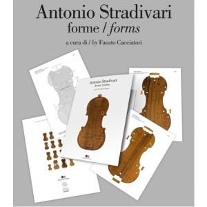 "Cartella ""Antonio Stradivari"" forme, CHI-JAP-KOR"