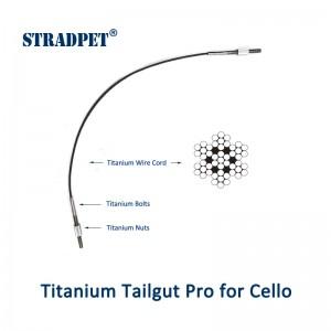 reggicordiera Titanium Pro, Cello