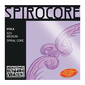 Thomastik Spirocore G S20 chrome wound viola