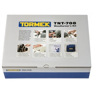 Tormek - TNT-708 Woodturner's Kit