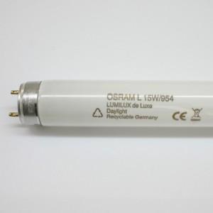 tubo Osram DAYLIGHT de Luxe 15W