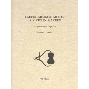 Useful Measurments for Violin Makers