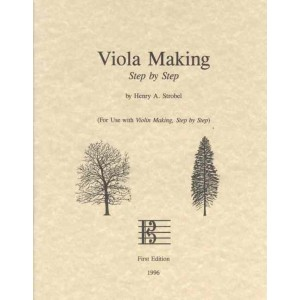 Viola Making Step by Step